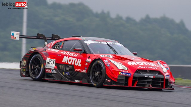 Super GT 2019 GT500 Nissan