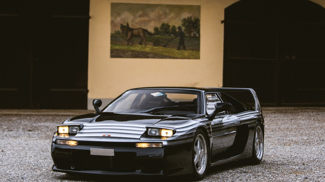 Venturi 400 GT 1994 – Sensations de conduite hors du commun.