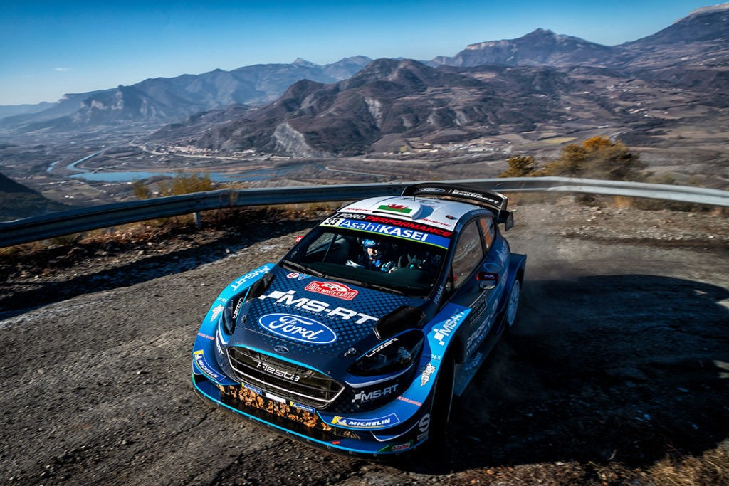 WRC 2019 - Ford Fiesta RS