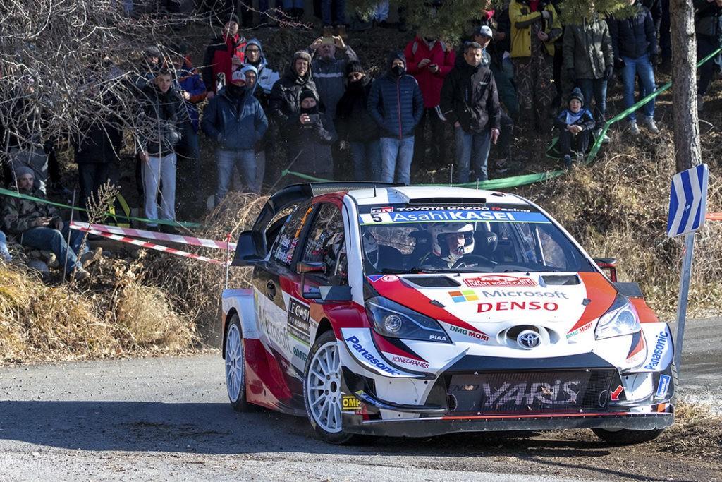 WRC 2019 - Toyota Yaris