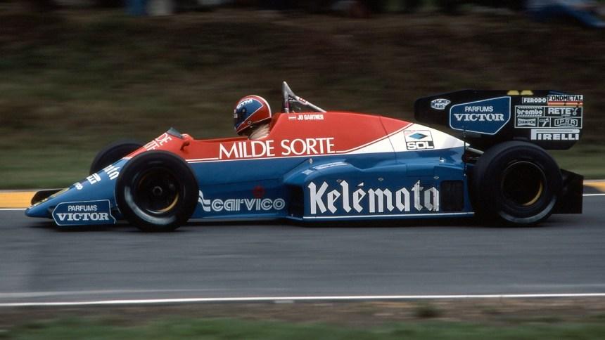 Osella FA1F F1 1984
