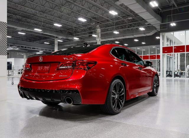 Acura TLX PMC Edition 2020