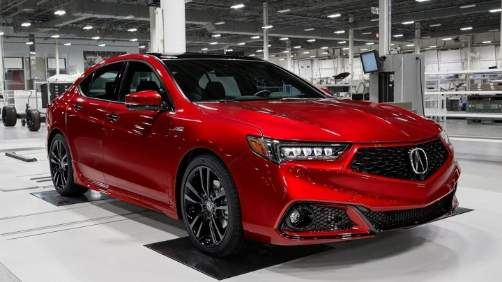 Acura TLX PMC Edition 2020 – Seules 360 voitures seront produites.