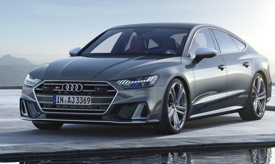 Audi S7 Sportback TDI 2020 – Une sensation d'espace et de liberté.