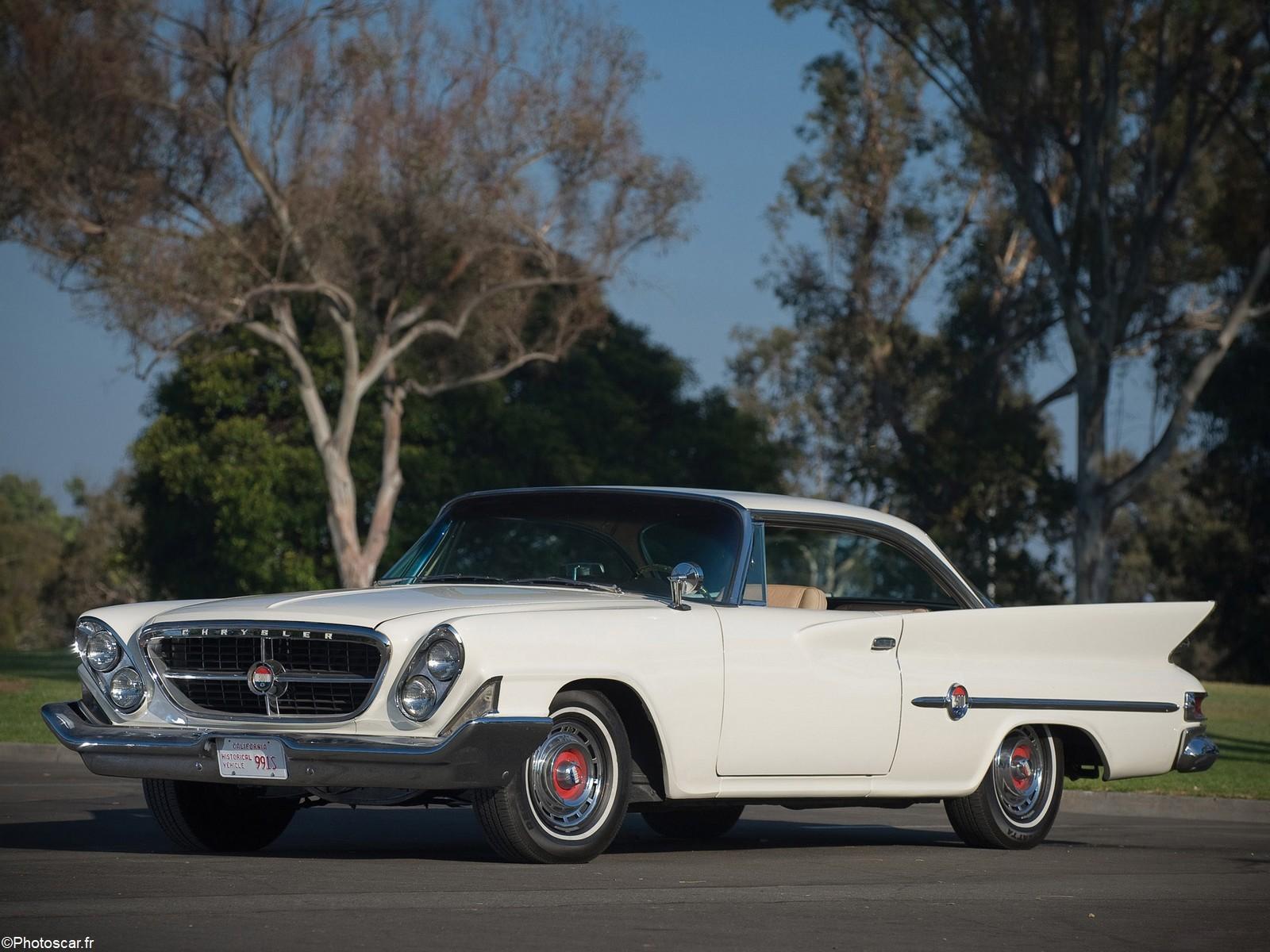 Chrysler 300G Convertible 1961