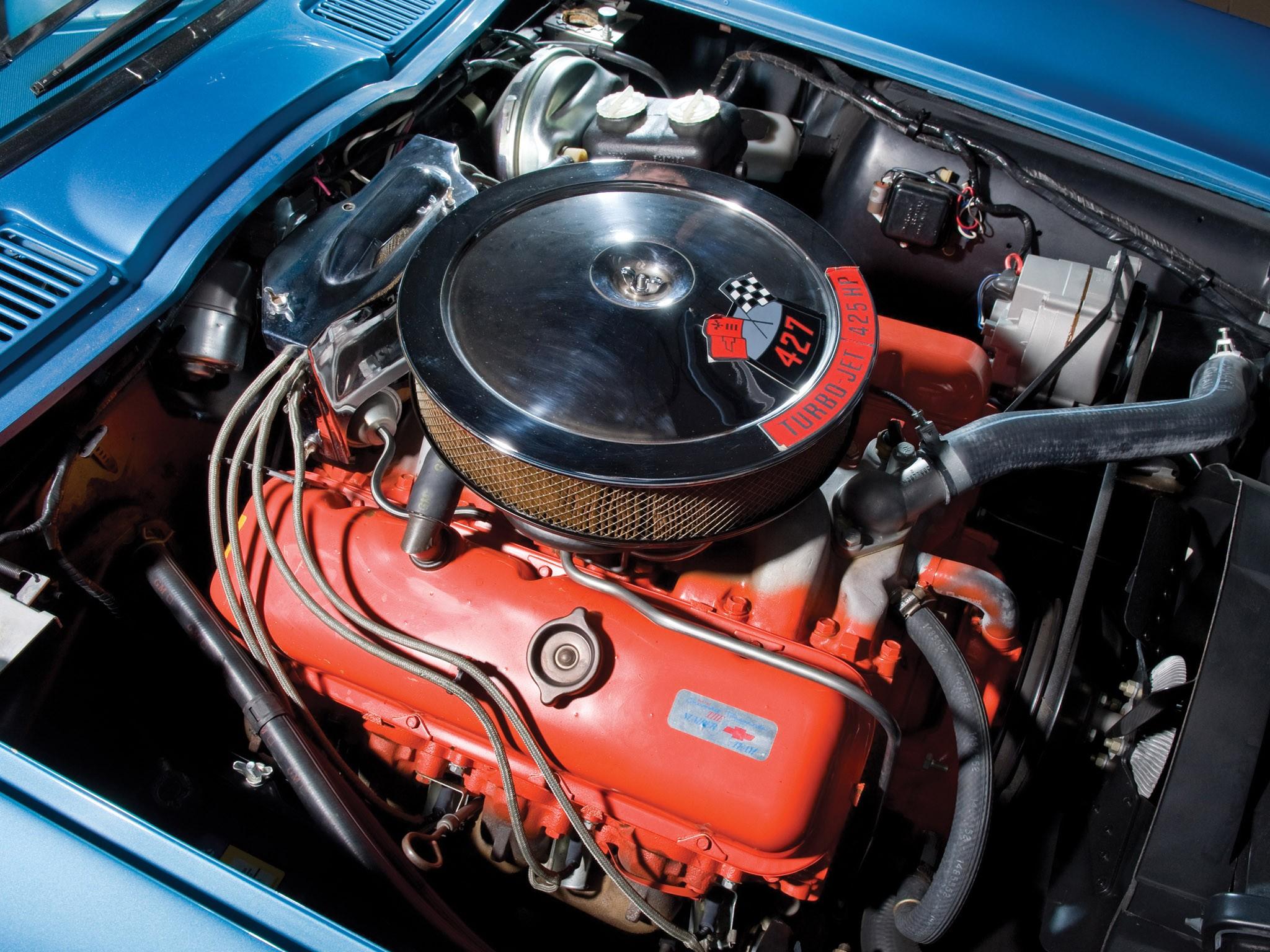 Corvette StingRay L72 1966