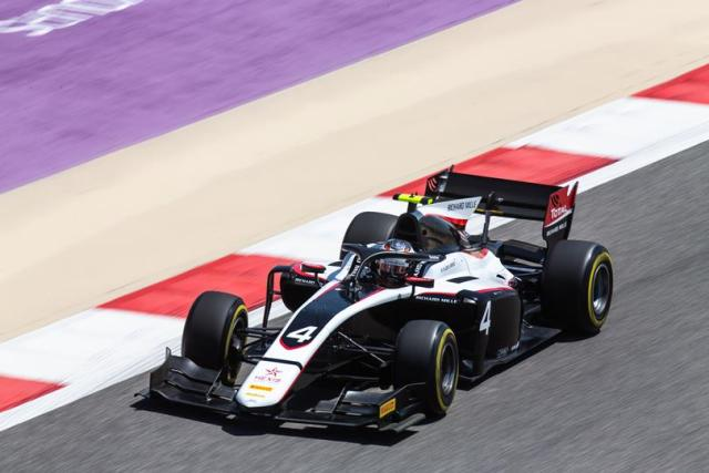 Formule 2 2019 ART Grand Prix - Nyck de Vries