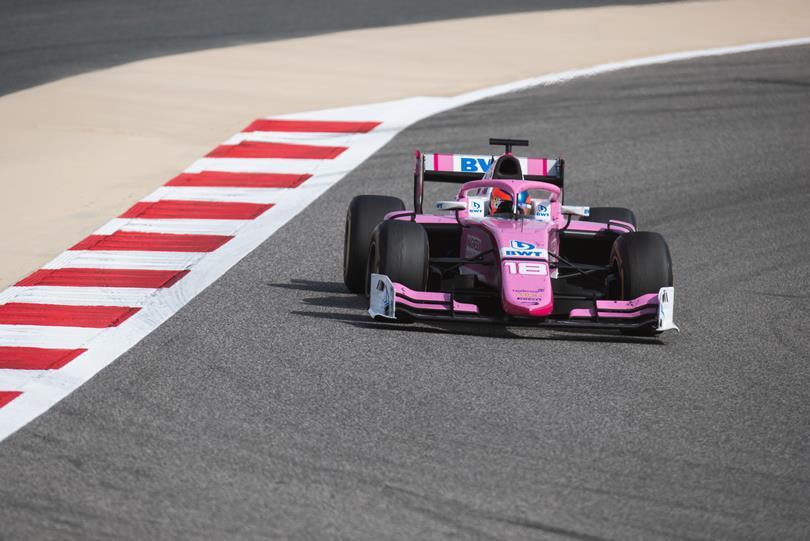 Formule 2 2019 BWT Arden