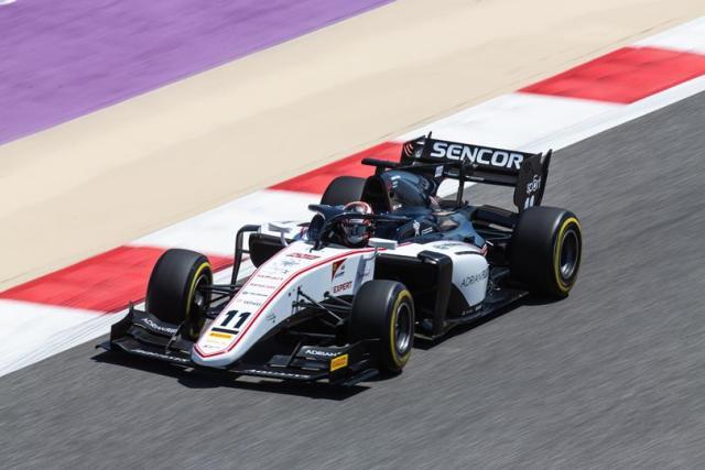 Formule 2 2019 Sauber Junior - Callum Ilott