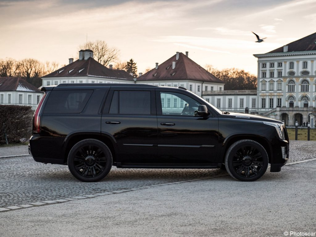 Geiger Cadillac Escalade Black Edition 2018