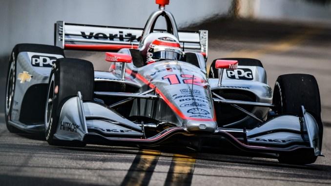 IndyCar Series 2019 - Power