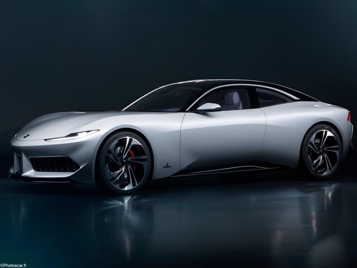 Karma Pininfarina GT 2020 - Magnifique coupé hybride électrique.