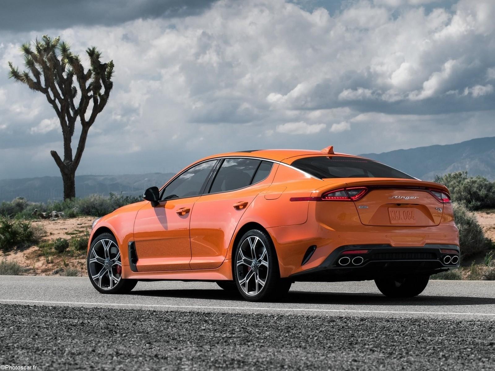 Kia Stinger GTS 2020