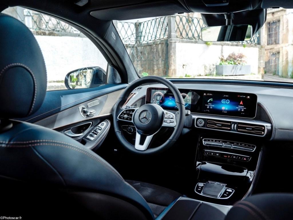 Mercedes Benz EQC Edition 1886 2020