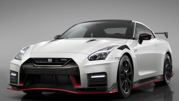 Nissan GT R Nismo 2020 – Elle a besoin d'un peu de chirurgie plastique.