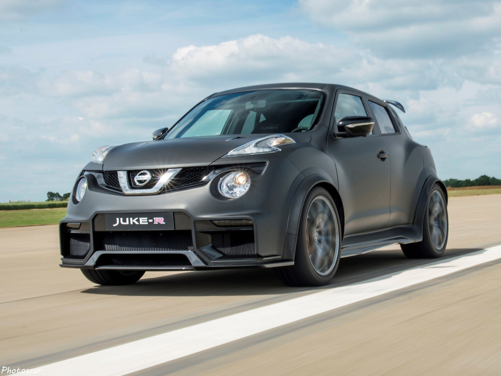 Nissan Juke R 2.0 Concept YF15 2015