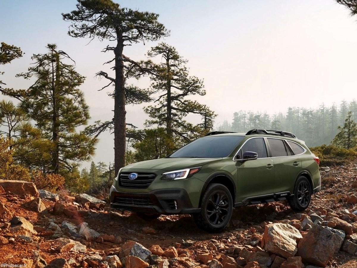 Subaru Outback 2020 - La meilleure Subaru Outback de tous les temps.