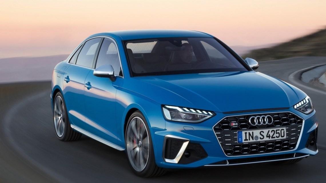 Audi S4 2020 TDI – La berline sportive des Anneaux passe donc au diesel.