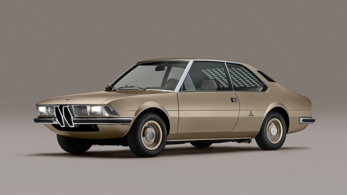 BMW Garmisch concept 2019, une recréation moderne de l'original disparu