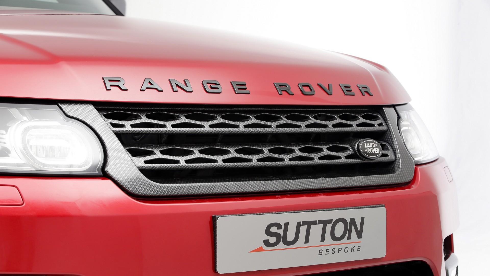 Clive Sutton Range Rover Sport 2017