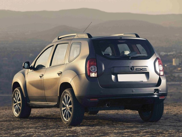 DC Design - DC Duster - Renault Duster 2013