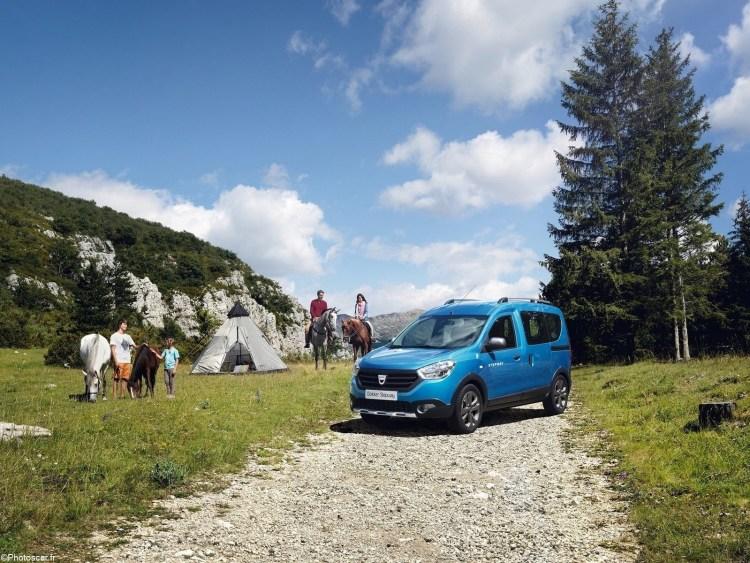 Dacia Dokker Stepway 2015
