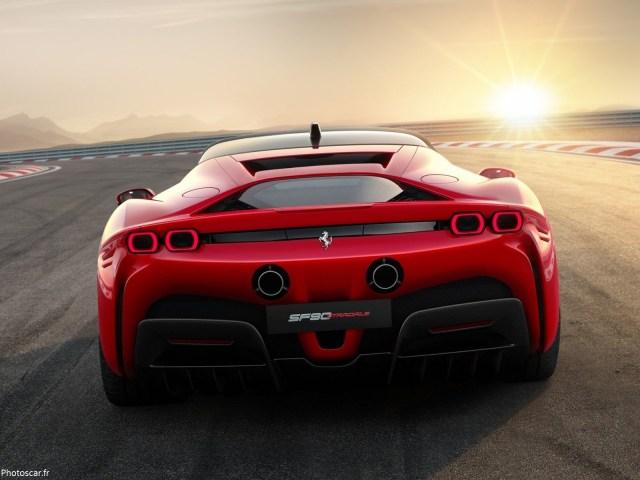 Ferrari SF90 Stradale 2020