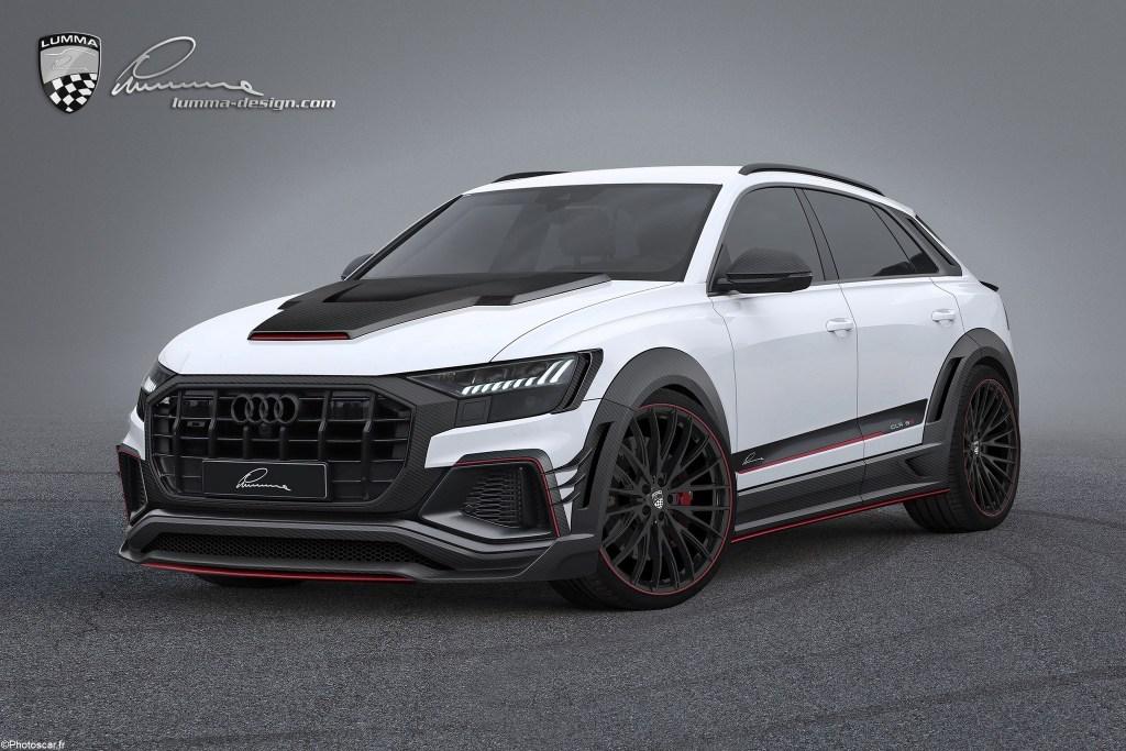 Lumma CLR 8S Audi Q8 2019