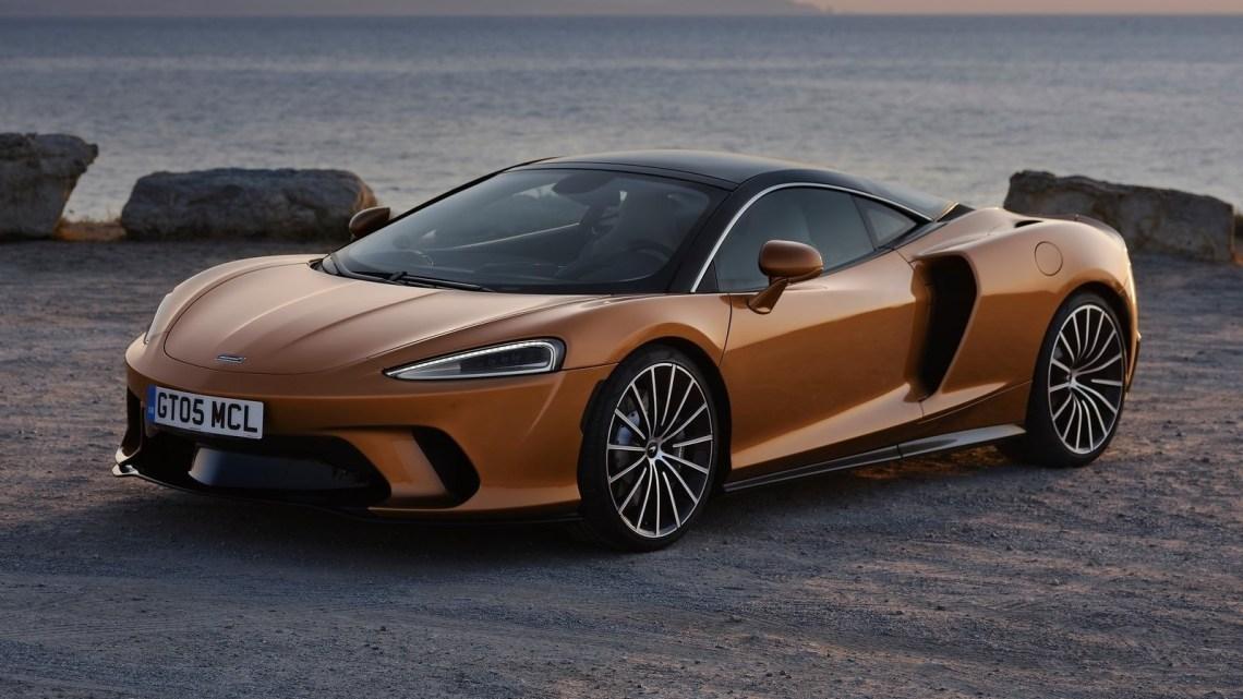 McLaren GT 2020 – Une supercar conçue pour le tourisme de luxe.