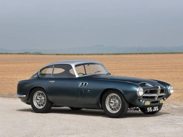 Pegaso Z-102 Berlinetta serie II 1955