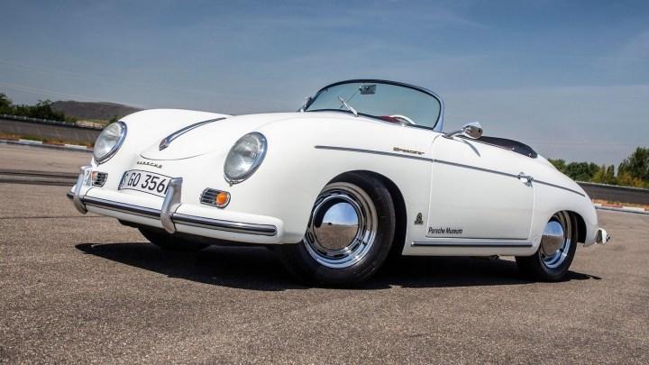 Porsche 356 1500 Speedster 1955 – Construit à la demande des clients