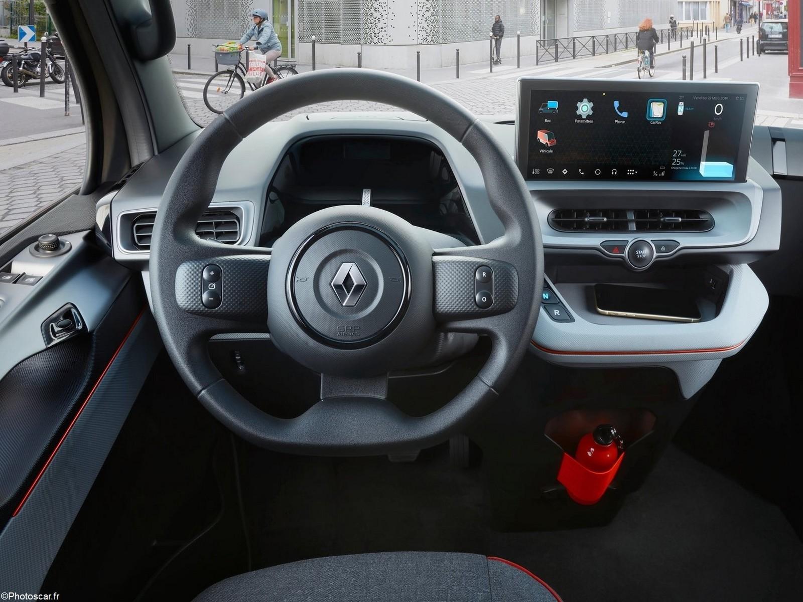 Renault EZ Flex Concept 2019