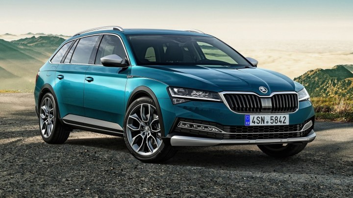 Skoda Superb Scout 2020 – La version la plus décontractée du Superb.