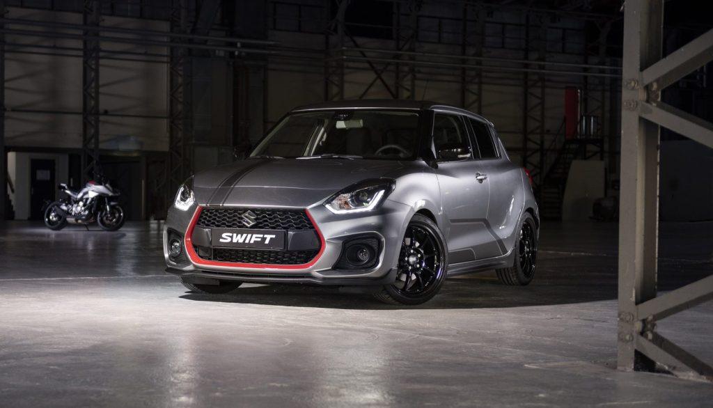 Suzuki Swift Sport Katana 2019