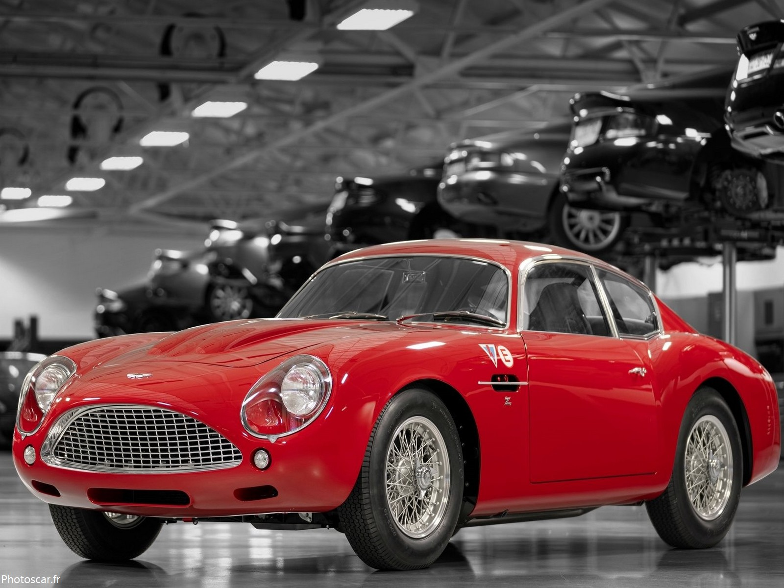 Aston Martin DB4 GT Zagato Continuation 2019