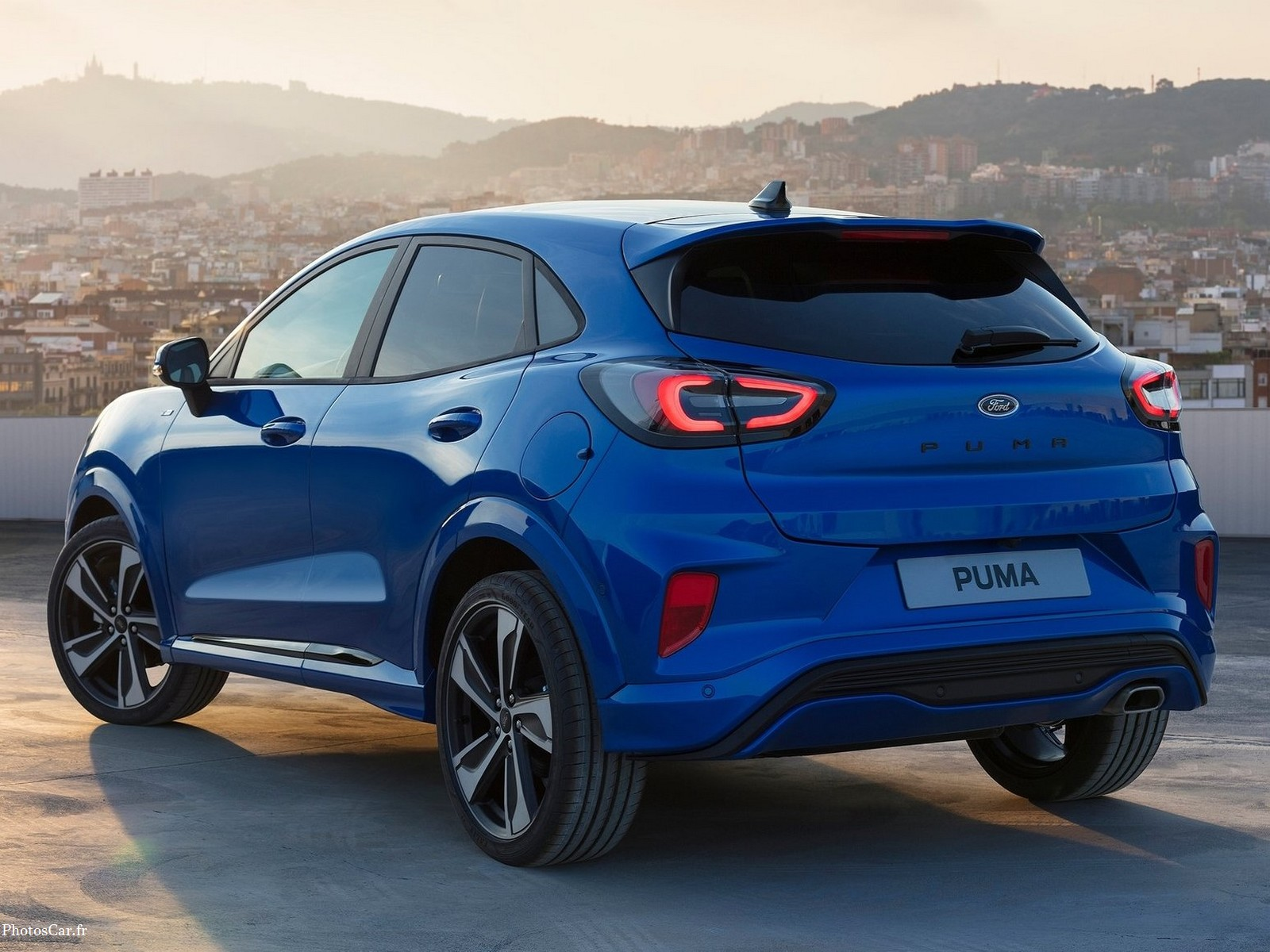 Ford Puma 2020
