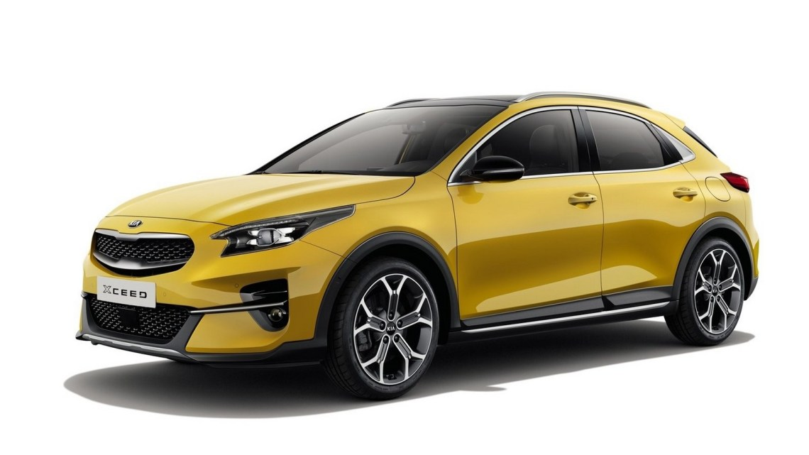 La Kia XCeed 2020 est un nouveau véhicule multisegment urbain de Kia