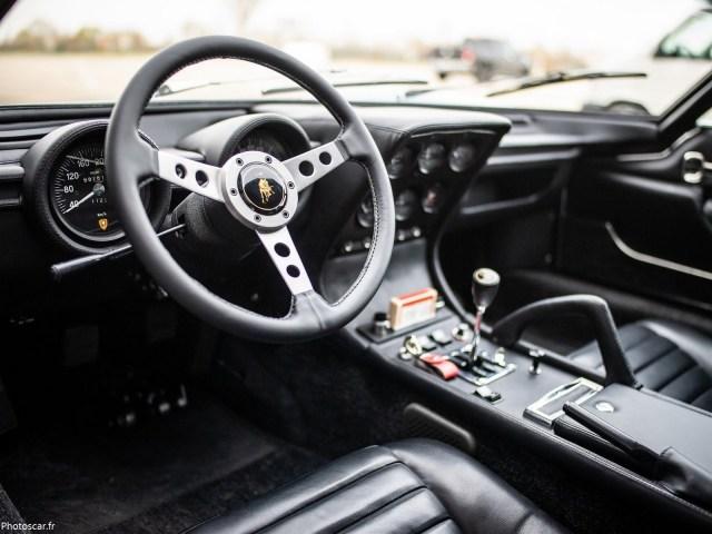 Lamborghini Miura P400 S 1971
