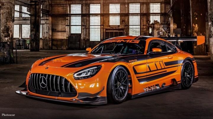 Mercedes AMG GT3 2020 – Complètement mûri et compétitif