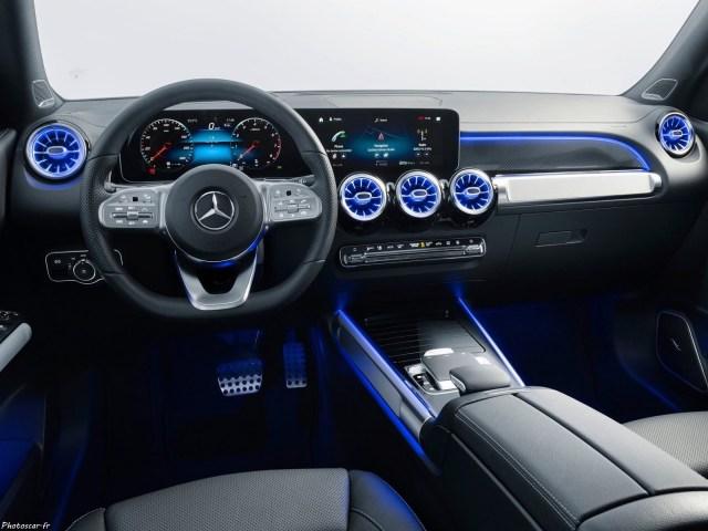 Mercedes Benz GLB 2020