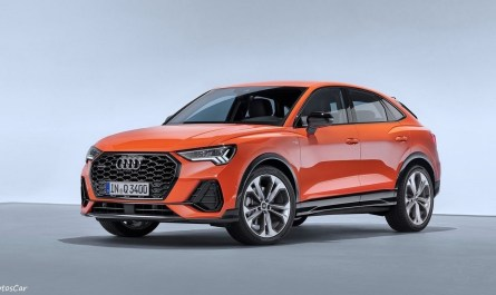 Audi Q3 Sportback 2020