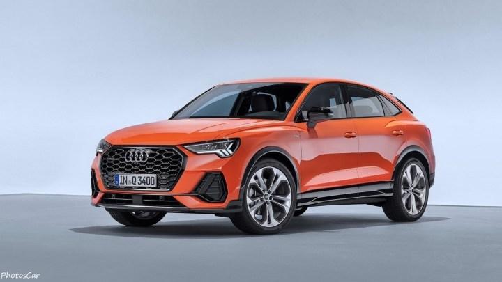 Audi Q3 Sportback 2020 – Un modèle plus affirmé visuellement