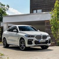 BMW X6 2020 - Nombreuses nouvelles options de luxe et de techniques.
