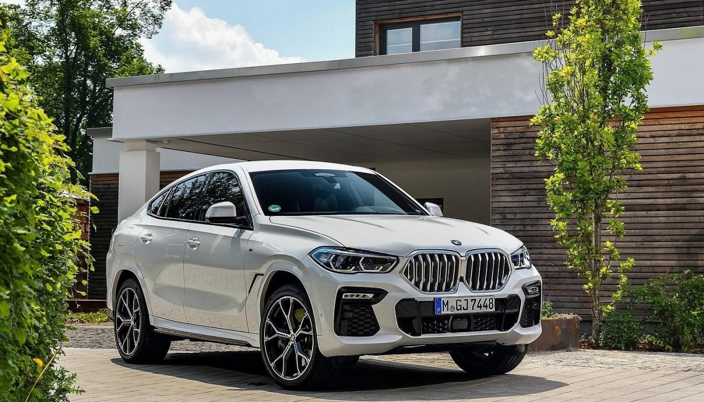 BMW X6 xDrive 30d 2020