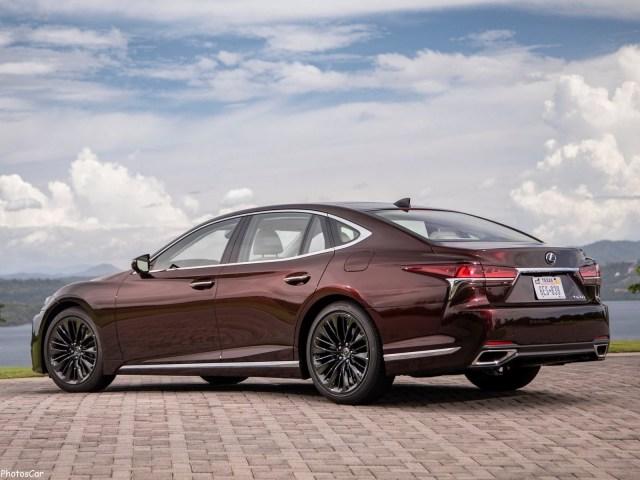 Lexus LS 500 Inspiration 2020
