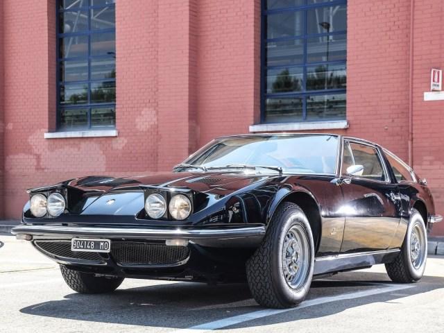 Maserati Indy 1969