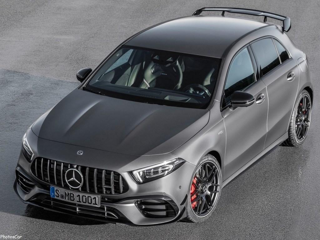 Mercedes-AMG A45 S 4Matic 2020