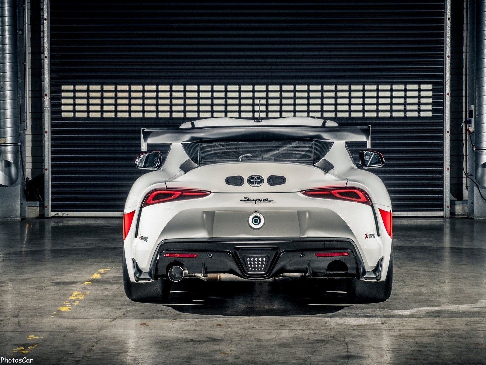 Toyota Supra_GT4 2020