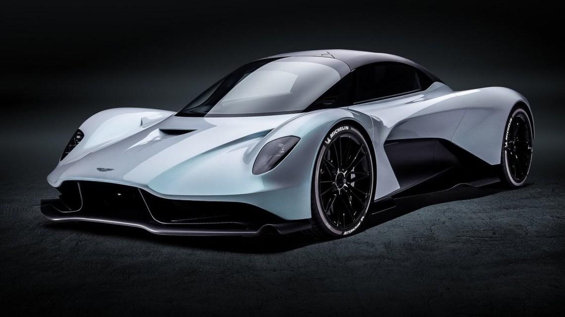 Aston Martin Valhalla 2020 – Moteur V6 Turbo Hybride de 1 000 ch