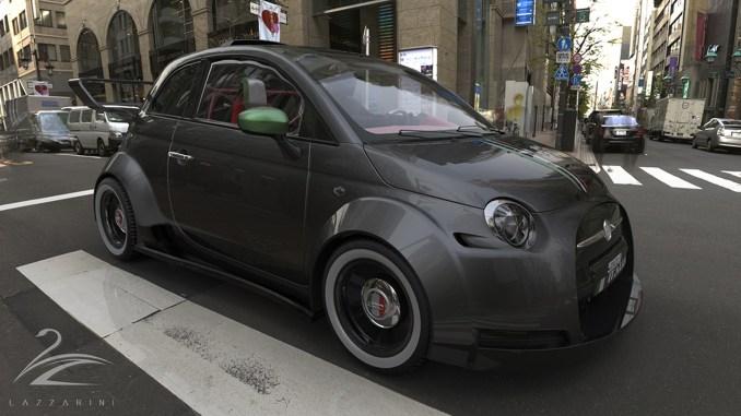 Fiat 550 Italia Lazzarini 2012